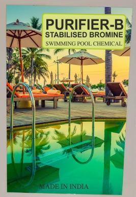 Bromine Liquid Swimming Pool Chemical