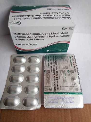 Methylcobalamin Alpha Folic Acid