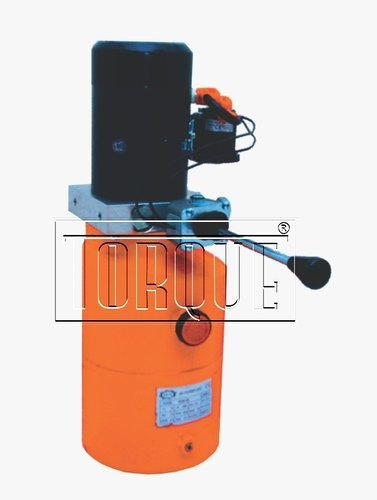DC Hydraulic Power Pack 12 V