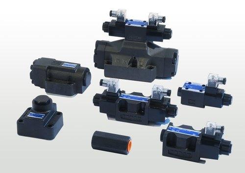Yuken Solenoid Directional Control Valves