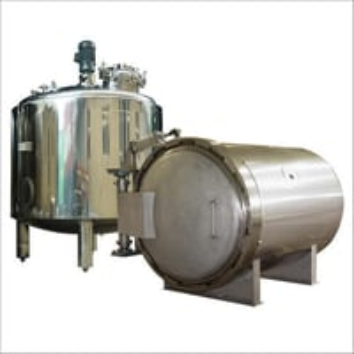 Insulated Vessel Tank