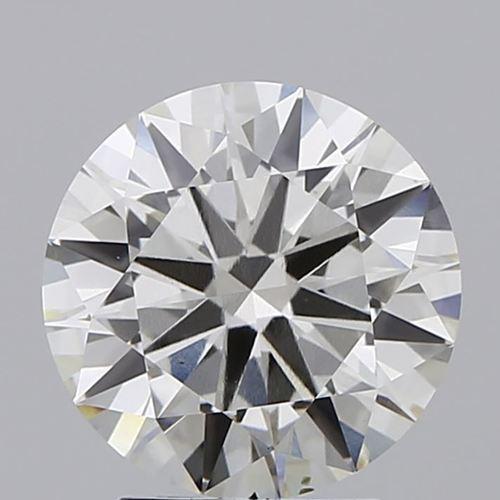 Round Brilliant Cut 2.54ct Lab Grown Diamond CVD I VS1 IGI Crtified Stone