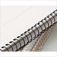 Notebook Spiral Wire
