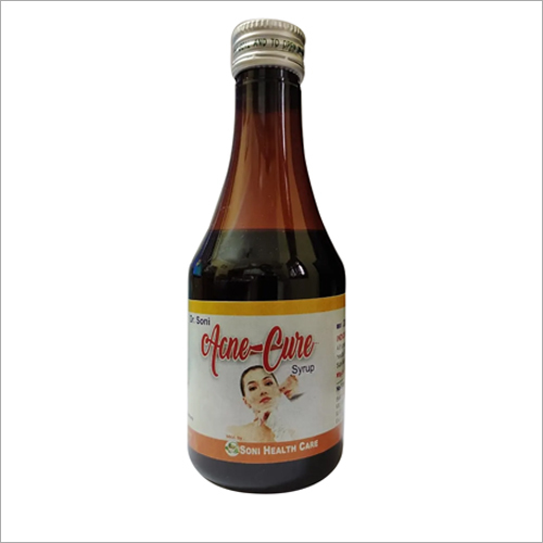 Ayurvedic Acne Cure Syrup