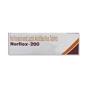 Norfloxacin Tablets
