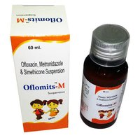 Ofloxacin And Metronidazole Syrup