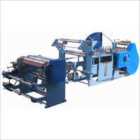 Industrial Paper Bag Making Machine