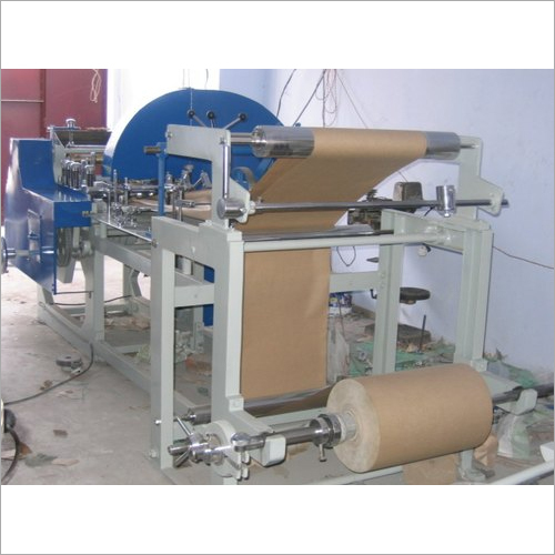 Industrial Bag Making Machine