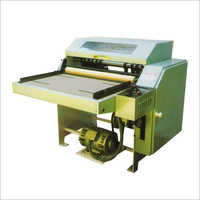 Printed Paper Shopping Bag Making Machine