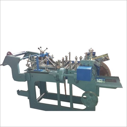 Satchel Paper Bag Making Machine