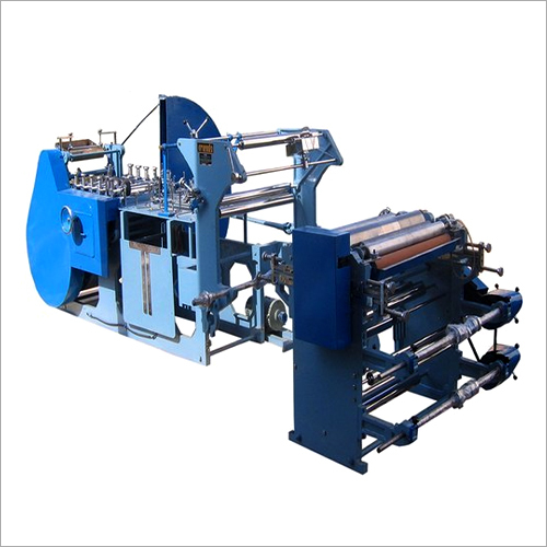 Fully Automatic Grocery Bag Making Machine