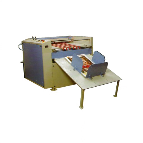 Laminated Sheet Separator Machine