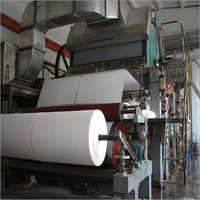 Industrial Toilet Roll Making Machine