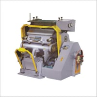 Hot Foil Stamping Attachment for Die Punching Machine
