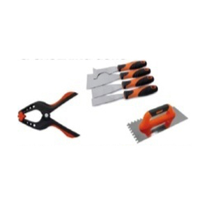 Clamps, Scrapers, Trowels & Caulking Guns