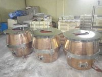 Copper Tandoor Oven