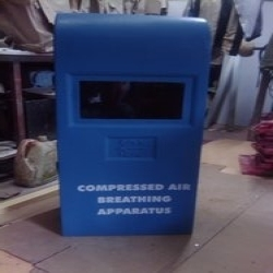 Breathing Apparatus Portable Carry Box / Case