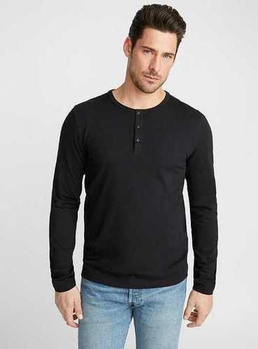 Three Button Lycra T-Shirt Manufacturer