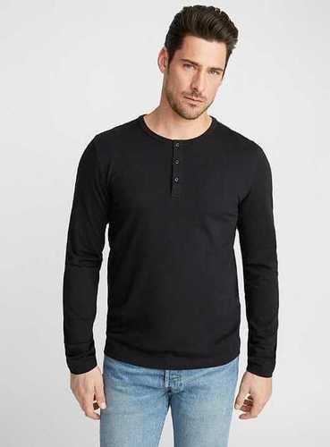 Three Button Lycra T-Shirt Manufacturer