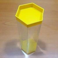 Hosur Hexagonal PVC Packaging Box