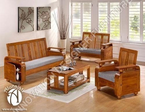 Teak Wood Sofas