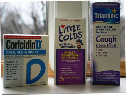 Fever & Cold Medicine