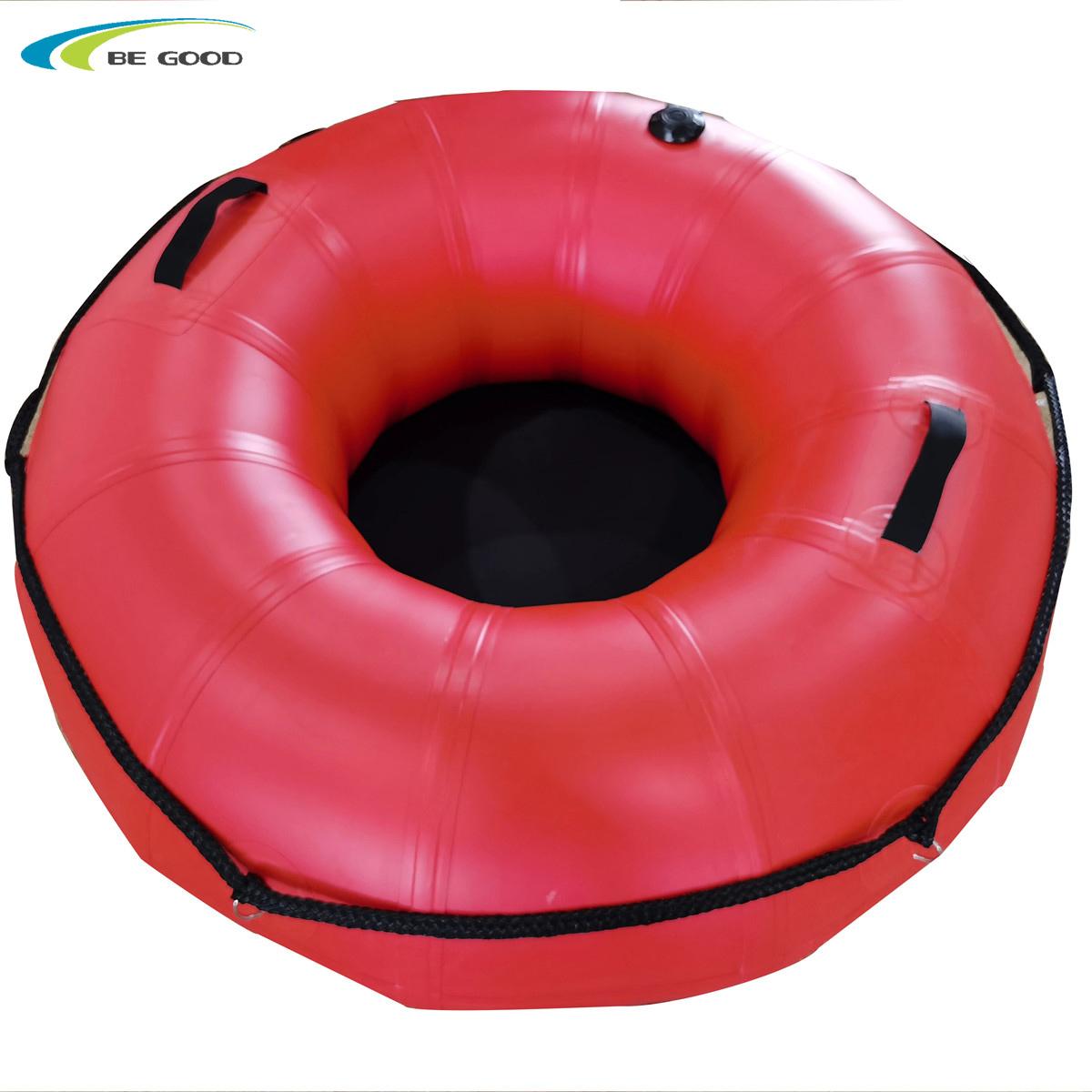 Wild Adventure Tube, One People Sport Tube Raft Ring Draft Tube White Water Rafts Wild River Float Tubes