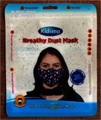 Mask Packing Pouches
