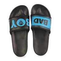Black Flip Flop Slippers