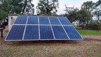 Irrigation Solar Water Pumping System