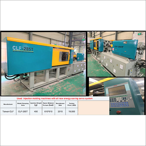 Industrial Used Injection Molding Machine