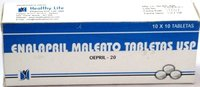 Oepril -20 (Enalapril Maleate Tablets Usp)