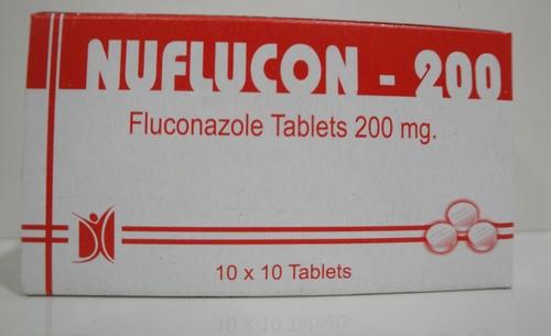 Nuflucon -200 (Fluconazole Tablets)