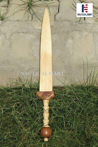 Roman Sword Wooden Gladius Practice Sword