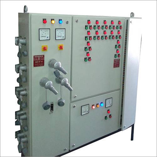 PLC Control Panel Board