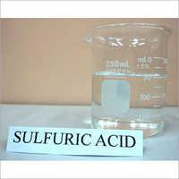 Liquid Sulfuric Acid