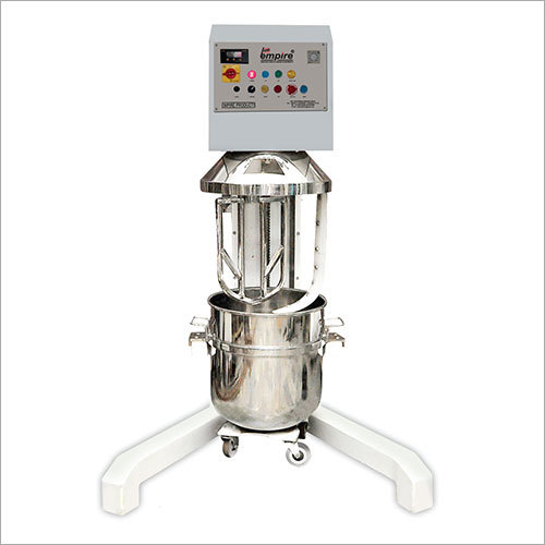 Planetary Mixer For Cookies