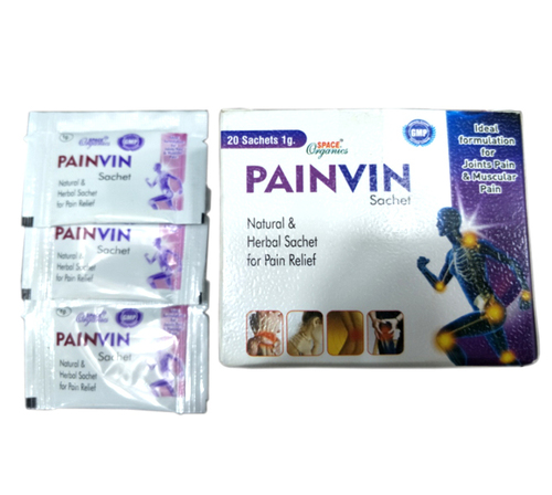 Ayurveda Joint Pain 1G Sachet Painvin Ointment