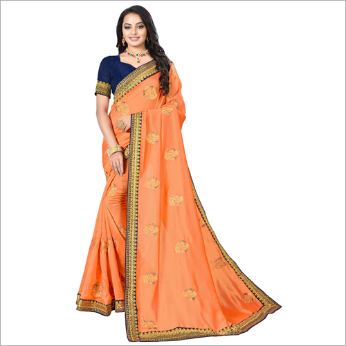 Ladies Fancy Soft Saree