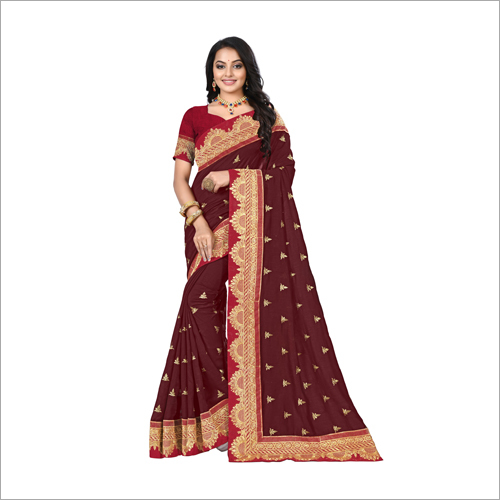 Fancy Reception Saree