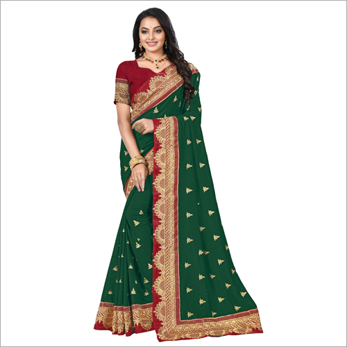 Ladies Designer Reception Saree