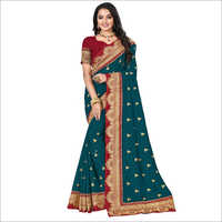 Ladies Fancy Wedding Saree