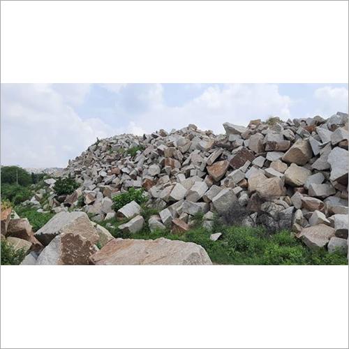 Granite Stone Boulder