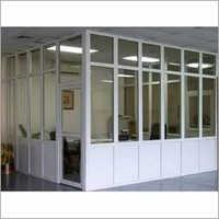 Aluminum Office Partition