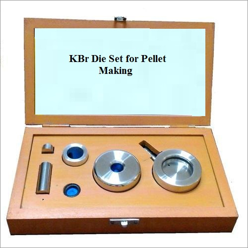 KBr Die Set for FTIR and XRF Pallet Making
