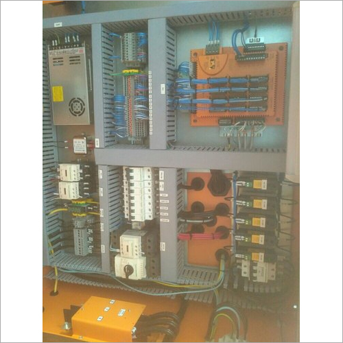 Injection Molding Machine Control Panel