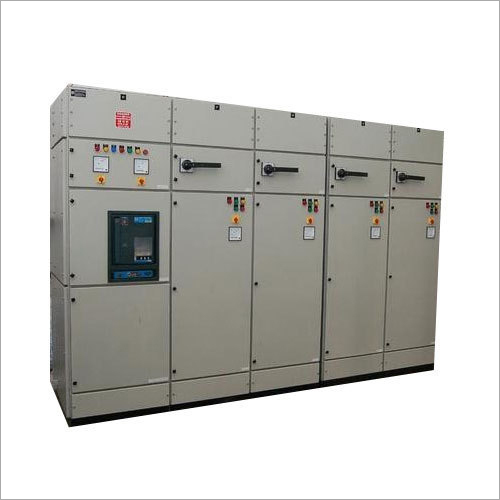 Three Phase Electrical Control Panel