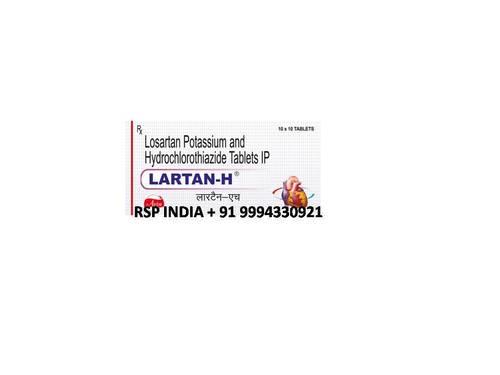 Lartan H Tablets