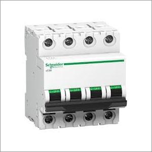 4 Pole MCB Switch