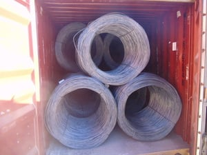 Wire Rod in Coils